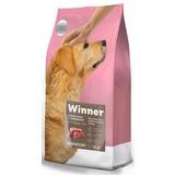 Winner Полнорационный корм с говядиной для взрослых собак крупных пород