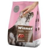 Winner Полнорационный корм с говядиной для стерилизованных кошек