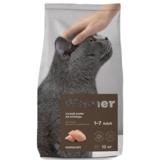 Winner Полнорационный корм из курицы для кошек домашнего содержания
