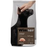 Winner Полнорационный корм из курицы для профилактики мочекаменных болезней