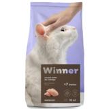 Winner Полнорационный корм из курицы для пожилых кошек