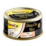 GimCat ShinyCat Filet консервы для кошек из цыпленка 70 г