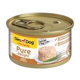 GimDog Pure Delight консервы для собак из цыпленка 85 г