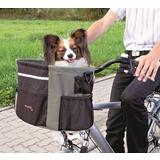 Trixie Сумка для велоперевозки Biker-Box, на руль велосипеда, 38*27*28 см