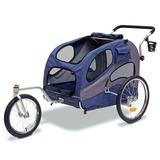 Solvit Products & PetSafe доп. элементы: третье колесо и ручка для трейлера Happy Ride™- для использования в качестве коляски