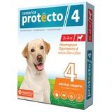 Neoterica Protecto Капли на холку для собак 25-40 кг, от клещей, блох и их личинок, комаров, 2 шт. в уп. (Неотерика Протекто)