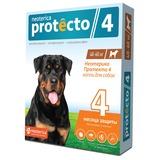 Neoterica Protecto Капли на холку для собак 40-60 кг, от клещей, блох и их личинок, комаров, 2 шт. в уп. (Неотерика Протекто)