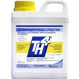 TH4+ дезинфицирующее, моющее средство- вируцидное, бактерицидное, микоплазмацидное, фунгицидное