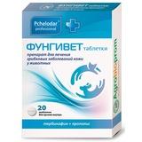Пчелодар Фунгивет таблетки для лечения грибковых заболеваний у собак и кошек