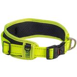 Rogz ошейник для собак с мягкой подкладкой Classic Collar Padded, цвет желтый