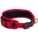 Rogz ошейник для собак с мягкой подкладкой Classic Collar Padded, цвет красный