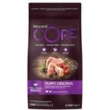 Welness Core сухой корм из индейки с курицей для щенков мелких и средних пород