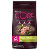 Welness Core сухой корм со сниженным содержанием жира из индейки с курицей для взрослых собак мелких пород