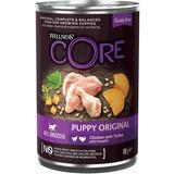 Welness Core 95 консервы из курицы с индейкой и тыквой для щенков