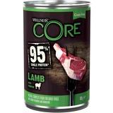 Welness Core 95 консервы из ягненка с тыквой для взрослых собак