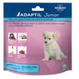 Ceva Adaptil Junior успокаивающий ошейник с феромонами для щенков Адаптил Джуниор, 37,5 см