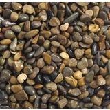 Laguna Грунт аквариумный 20205B галька речная темно-коричневый меланж, фракция 4-6 0 мм