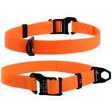 Collar EVOLUTOR самый прочный ошейник для собак КОЛЛАР ЭВОЛЮТОР, цвет оранжевый