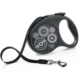 Triol by Frexi поводок-рулетка Joy Motor L 5м для собак до 50 кг, лента