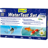Tetra WaterTest Set набор тестов (pH,GH,KH,NO2,CO2)