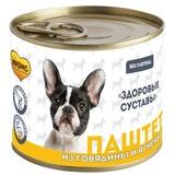 Мнямс Паштет из говядины и ягненка для собак всех пород «ЗДОРОВЫЕ СУСТАВЫ» 200 г