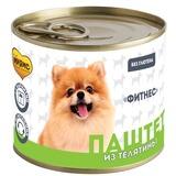 Мнямс Паштет из телятины для собак всех пород «ФИТНЕС» 200 г