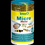 Tetra Micro Menu корм для мелких видов рыб
