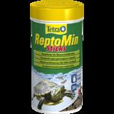 Tetra ReptoMin корм в виде палочек для водных черепах