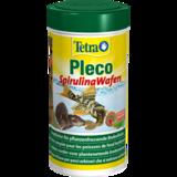 Tetra Pleco Spirulina Wafers корм для сомов чипсы
