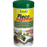 Tetra Pleco Veggie Wafers корм-пластинки с добавлением цуккини для донных рыб