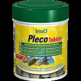 Tetra PlecoTablets корм со спирулиной для сомов и донных рыб