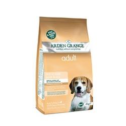 Arden Grange Adult Pork & Rice сухой для взрослых собак: свинина и рис