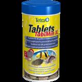 Tetra Tablets TabiMin XL корм для всех видов донных рыб в виде крупных двухцветных таблеток