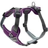 Hunter шлейка с мягкой подкладкой Divo, цвет фиолетовый