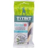 TitBit ДЕНТАЛ+ Косичка с мясом кролика для собак маленьких пород