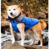 Dog Gone Smart куртка зимняя с меховым воротником Hemlock Jacket, цвет синий лазурит