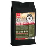 Blitz Holistic ГОВЯДИНА И БЕЛАЯ РЫБА — беззерновой сухой корм для взрослых собак всех пород Holistic Beef & White Fish Adult Dog All Breeds (Grain Free)