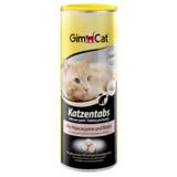 Gimcat лакомство для кошек с маскарпоне и биотином Katzentabs