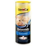 Gimcat лакомство для кошек с рыбой и биотином Katzentabs