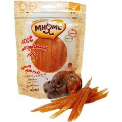 Мнямс лакомство для собак куриная соломка с омега-3, омега-6, 100 гр