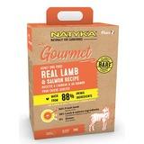 Natyka Adult Gourmet Real Lamb & Salmon Гипоаллергенный холистик корм для собак ягненок с лососем