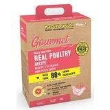 Natyka Small dog Gourmet Real Poultry Холистик корм для собак малых пород с домашней птицей