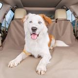 Solvit Products & PetSafe Водонепроницаемый чехол для перевозки собак в багажник Sta-Put™, цвет хаки