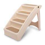 Solvit Products & PetSafe Лестница для собак PupSTEP Plus, складные ступеньки