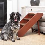 Solvit Products & PetSafe Деревянная складная лестница для животных до 90 кг