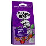 """Barking Heads сухой корм для щенков с лососем и курицей """"Щенячьи деньки"""", Puppy Days"""