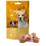 Organix (лакомства) лакомство для собак «Куриные гантельки» (100% мясо), Chicken fillet/ dumbbell