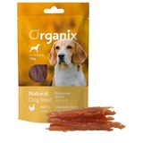 Organix (лакомства) лакомство для собак «Нарезка из куриного филе» (100% мясо), Chicken fillet/ shredding