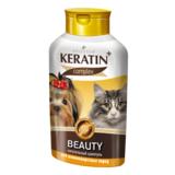 Rolf Club Шампунь KERATIN+ Beauty для длинношерстных кошек и собак