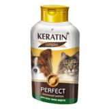 Rolf Club Шампунь KERATIN+ Perfect для всех типов шерсти кошек и собак